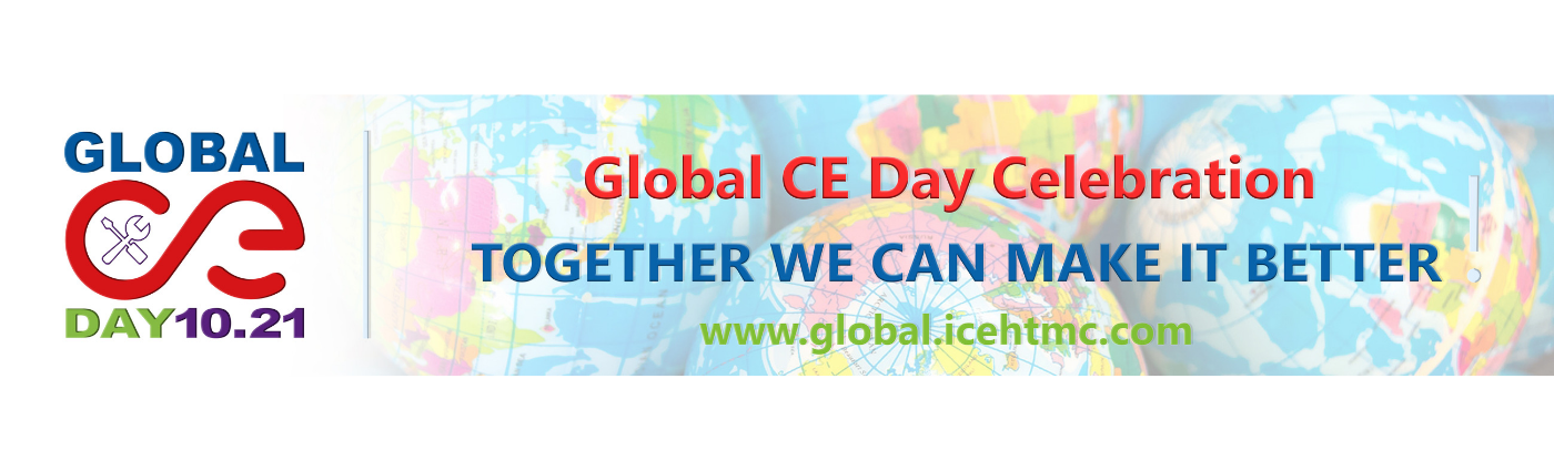IFMBE CED Global CE Day Banner I